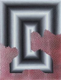 broken order (bricks) by andrew schoultz
