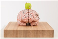 brain of an atheist by jan fabre