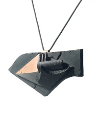 pendant by louise nevelson