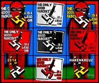 hakenkreuz by gilbert & george