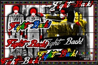 fight back! by gilbert & george