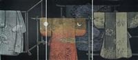 kimono four seasons by katsunori hamanishi