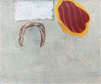 painted objects 2 by prunella clough