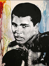 ali by mr. brainwash