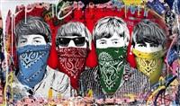 banditos by mr. brainwash