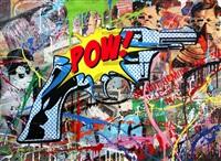pow! by mr. brainwash
