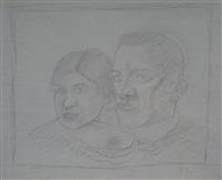 le couple by fernand léger