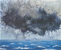 le nuage noir by miquel barceló