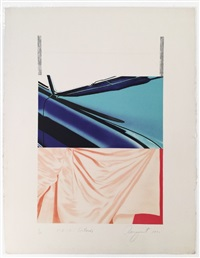 1, 2, 3, outside by james rosenquist