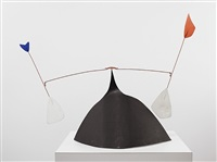 horseshoe crab by alexander calder