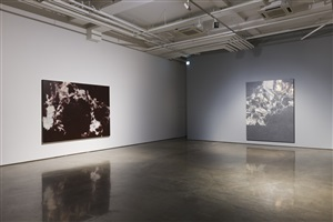 youn myeung ro trace of the spirit installation view