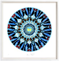 psalm - ad te, domine, levavi by damien hirst