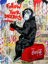 everyday life #2 by mr. brainwash