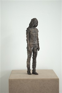 2270, standing woman casual by andy denzler