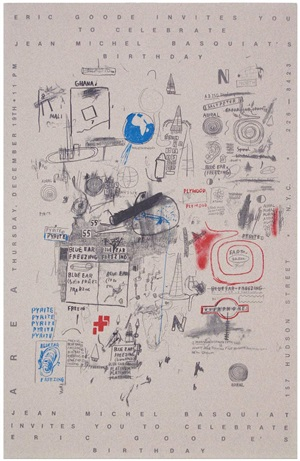 untitled (area) by jean-michel basquiat