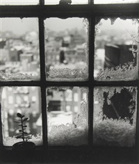 nyc window by rebecca lepkoff