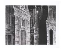 lot 149: manon building facade, signed by abelardo morell