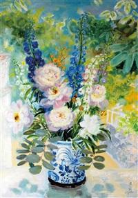 vase de fleurs by le pho