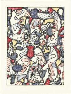 young collectors- prints signed and unsigned by jean dubuffet