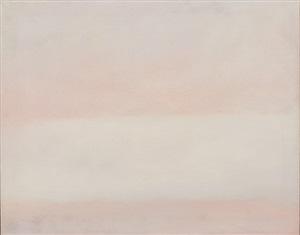 light and the sea (o/c 663) by jon schueler