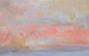 desert blues (o/c 901) by jon schueler