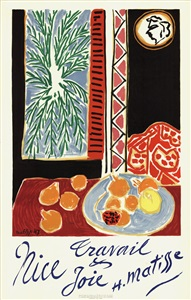 rare posters- from the 1950s to date by henri matisse