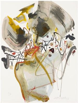 composition by chu teh-chun