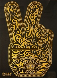 untitled by shepard fairey
