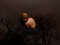 girl in the pond by tyler shields