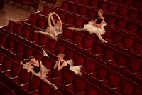 dancers in the music hall by tyler shields