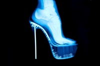 x-ray high heel by tyler shields