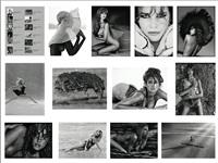 supermodels portfolio by marco glaviano