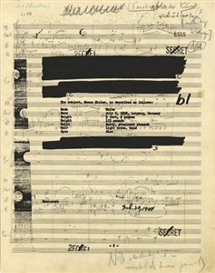 part file score ii by susan philipsz