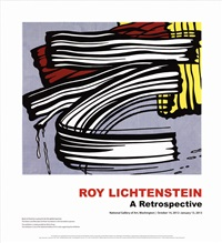 lot: 151 little big painting by roy lichtenstein