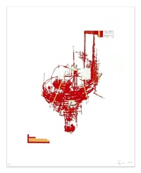 red giardini by sarah sze