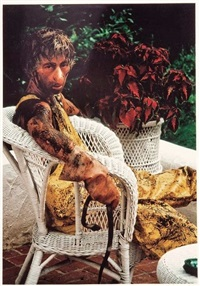 in my garden by cindy sherman