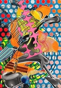 prince of hoehenfleiss by frank stella