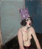 party hat by malcolm liepke