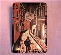 cigarette case by gérard sandoz