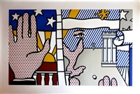 inaugural by roy lichtenstein