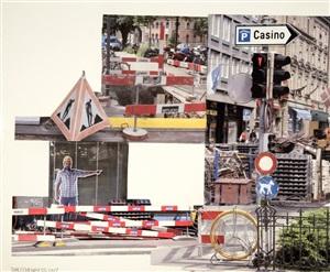 monitor (runts) by robert rauschenberg