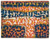 manifestations of abstract by richard pousette-dart