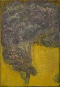 tree & car by eric holzman