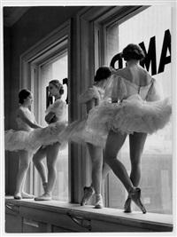 future ballerinas of the american ballet theatre by alfred eisenstaedt