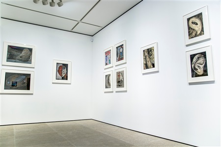 installation view by tatsuo ikeda