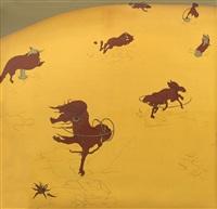 the western print by inka essenhigh