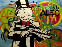 the world is you by alec monopoly