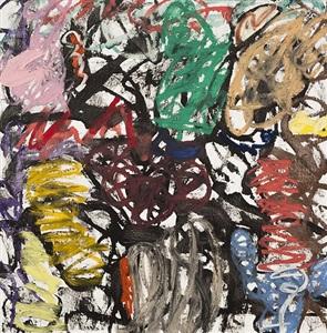 michael goldberg making his mark, paintings and drawings, 1985-2005 by michael goldberg