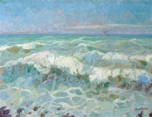 les vagues by raphael chanterou