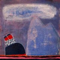 liner, cloud, iceberg by katherine bradford